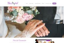 BlessMyWed: Website criado pela ALDABRA