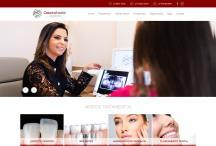 Odonto Estetic: Website criado pela ALDABRA